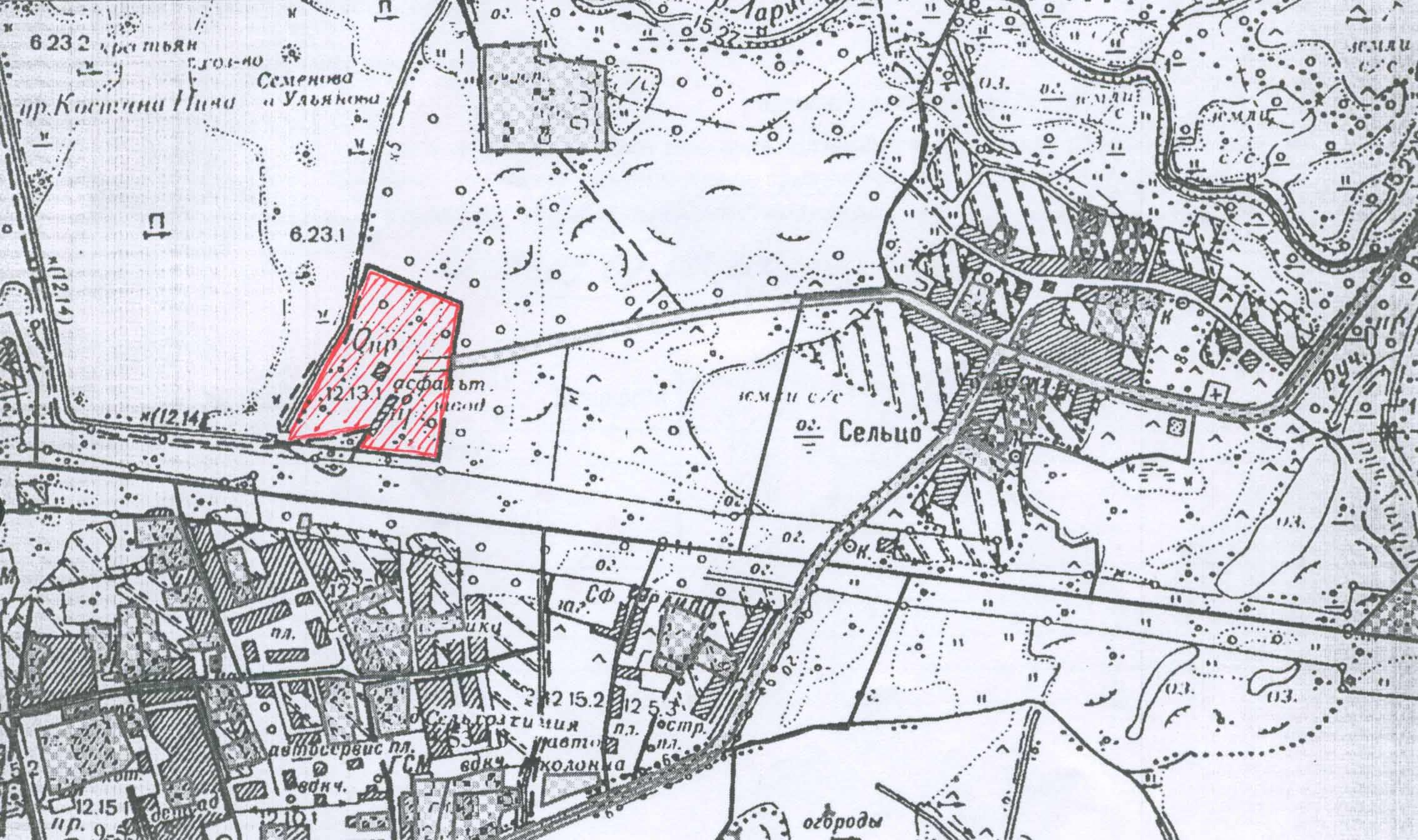 Карта Старорусского Района Топографическая Карта.Rar